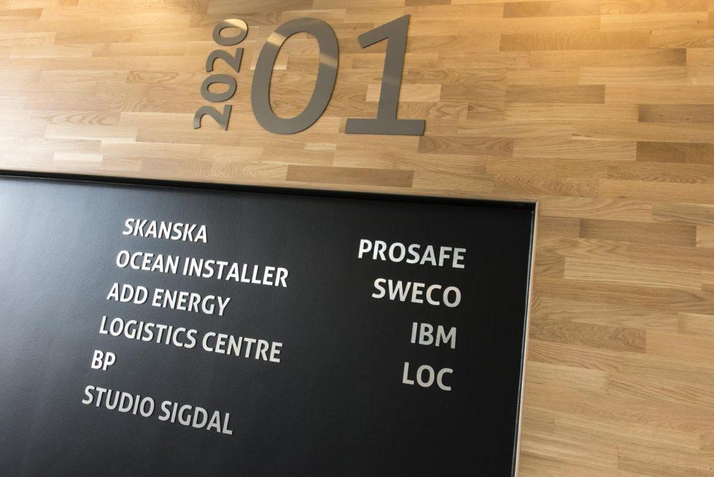 2020park - Kontorpark Stavanger - Kontorlokaler høystandard
