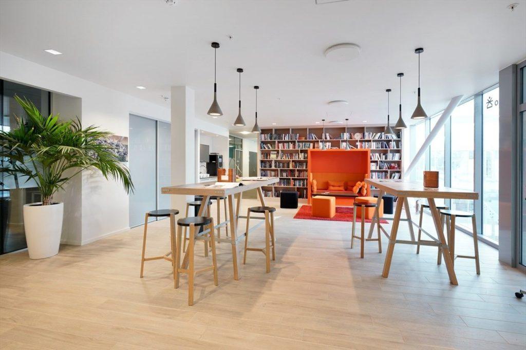 2020park - Kontorpark Stavanger - kontorlokaler-Moderne og luftige kontorlokaler