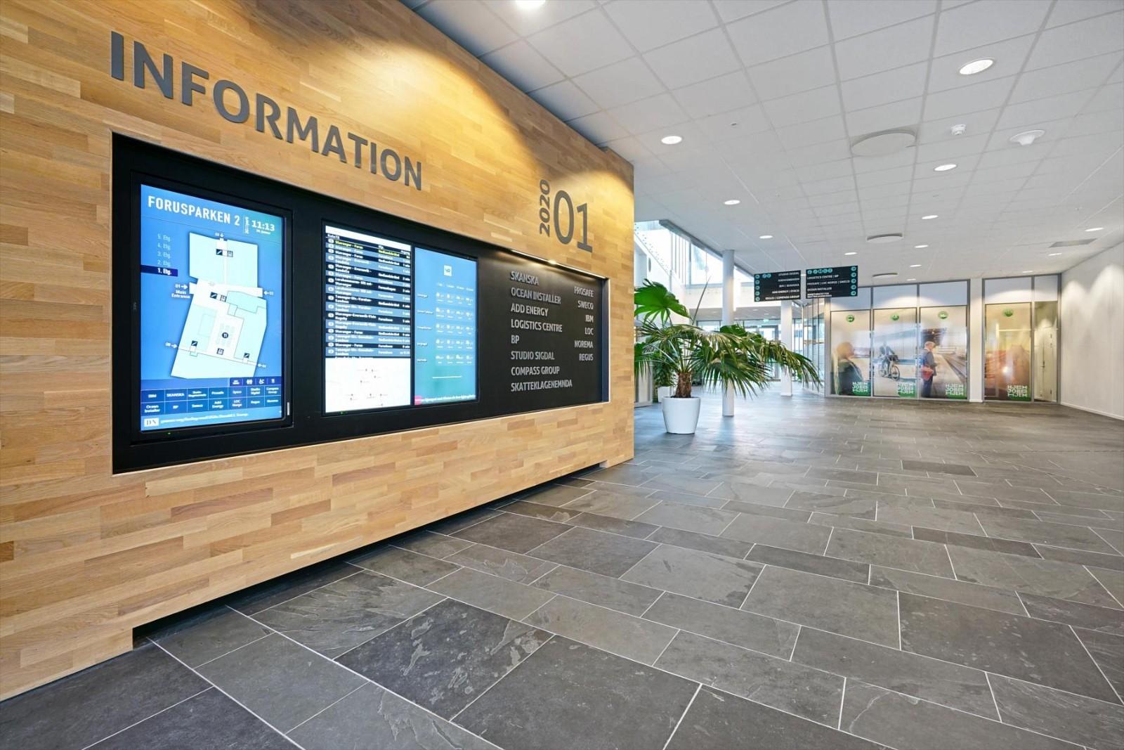 2020park - Kontorpark Stavanger * Interiør