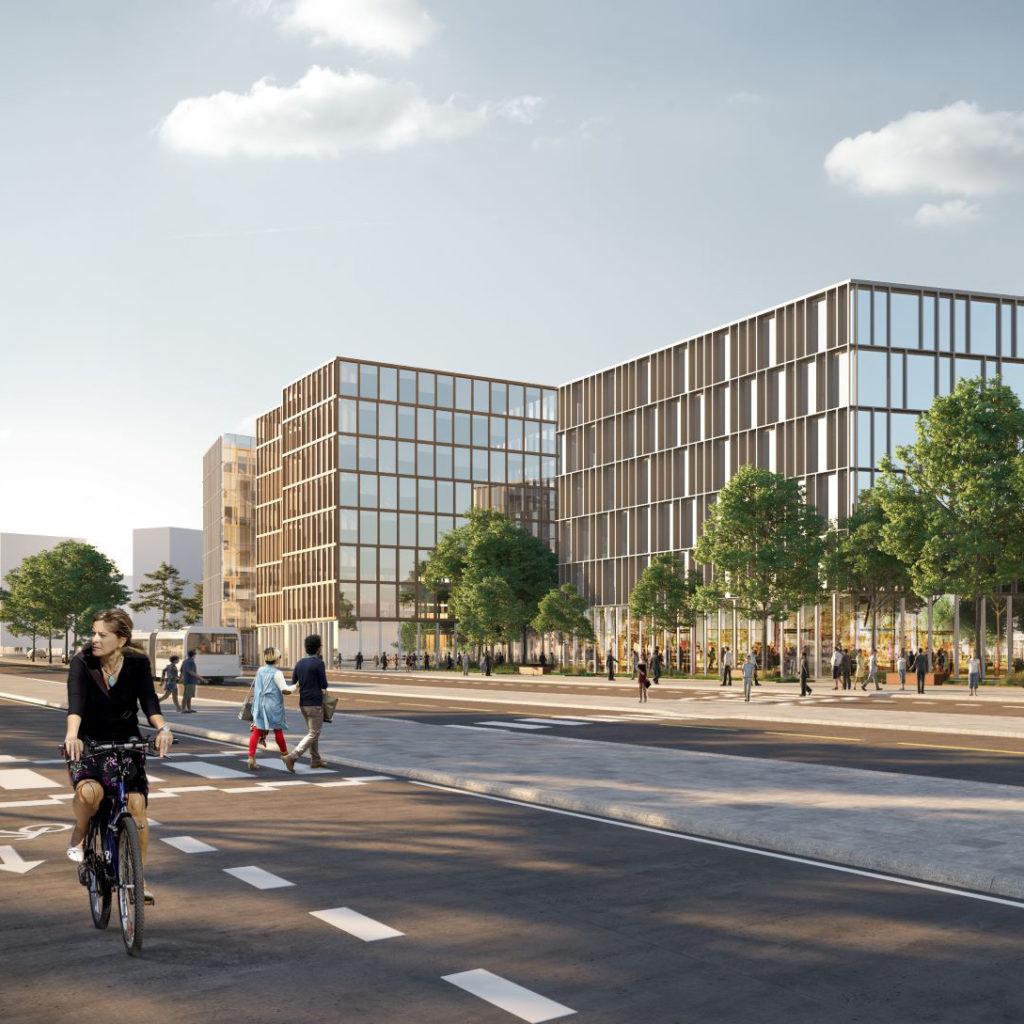 2020park * utviklingsplan - Forus - Nye kvartaler